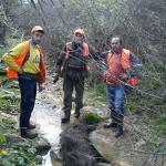 Εξίσωση: Κυνήγι και οπισθοδρόμιση ίσον διάφορο της ασφαλείας